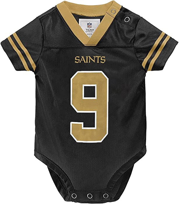 best sneakers 43097 39418 denmark baby drew brees jersey 3815e 0685a