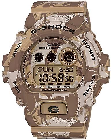 9055506cc511 Casio G-Shock camuflaje Series gd-x6900mc-5jr Hombre importado de Japón   Amazon.es  Relojes