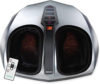 Belmint Shiatsu Foot Massager with Switchable Heat Function