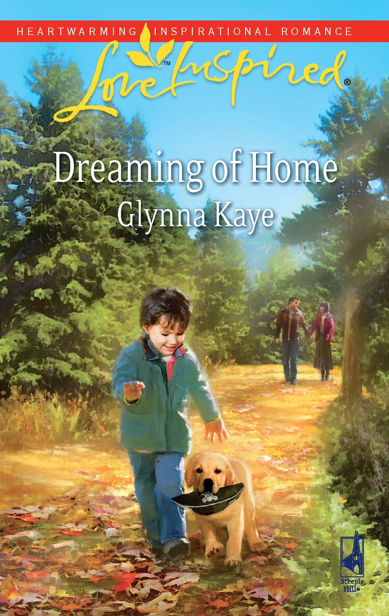 Download Dreaming of Home (Love Inspired) pdf