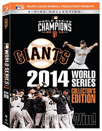Amazon.com  San Francisco Giants  2014 World Series Collector s ... 69adb2127a