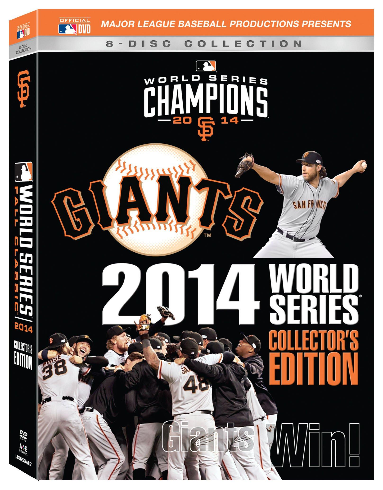 San Francisco Giants: 2014 World Series Collector's Edition [DVD]