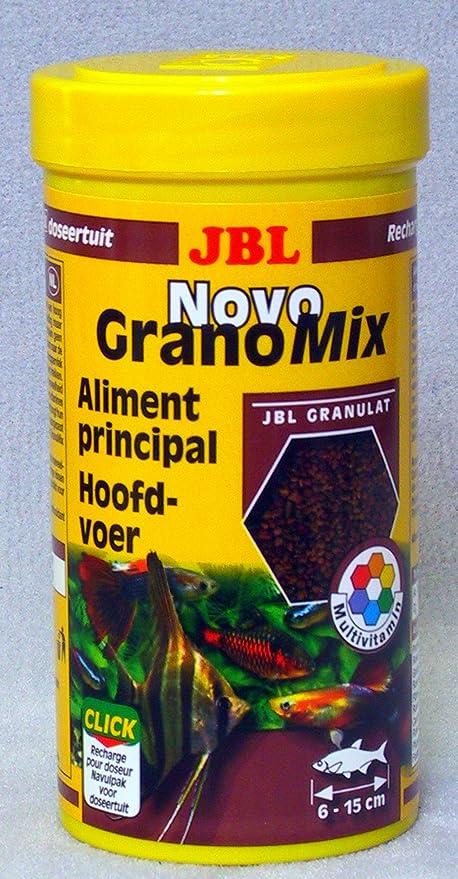 JBL novogranomix Mini Recarga Comida para acuariofilia 100 ml
