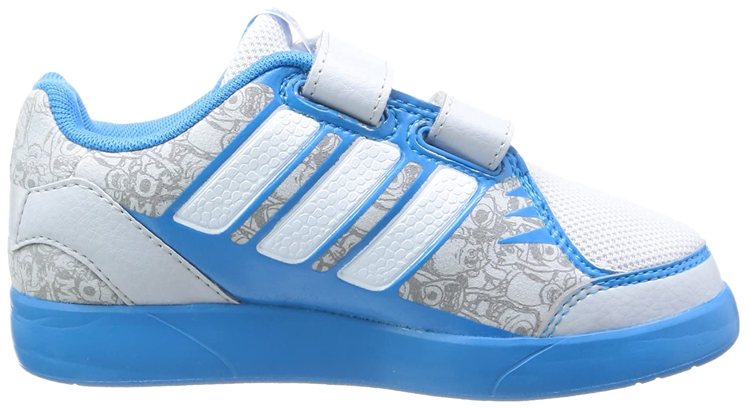 Adidas Disney Monsters Inc. Kinder Turnschuhe Mit