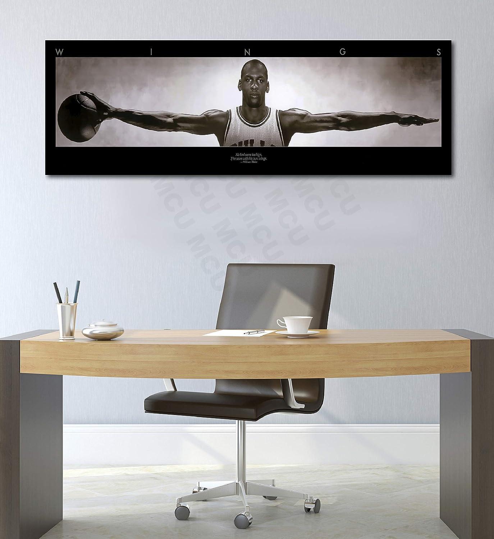 Michael Jordan poster wall art home decoration photo print 24x24 inches
