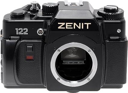 Zenit 122 Cámara Réflex mecánica a Protector, Contera a Tornillo ...