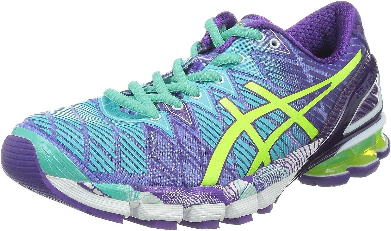 ASICS GEL-KINSEI 5 Womens Zapatillas Para Correr - 42.5: Amazon.es: Zapatos y complementos
