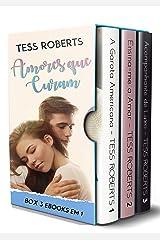 Box Amores Que Curam: (3 e-books e 1) eBook Kindle