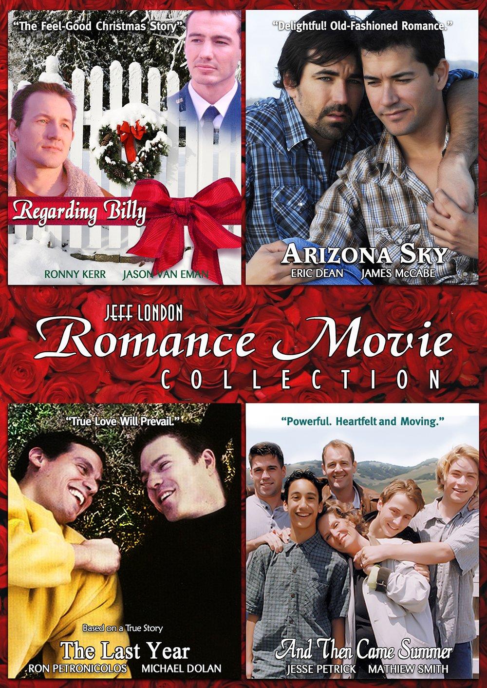Amazon.com: Jeff London Romance Movie Collection: Ronnie Kerr, Eric Dean,  Ron Petronicolos, Mike Dolan, JF Davis, Jesse Petrick, Bernadette Murray,  ...