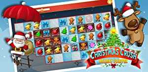 Christmas Crush - Holiday Match 3 Sweeper Game Free by Happy Planet Games