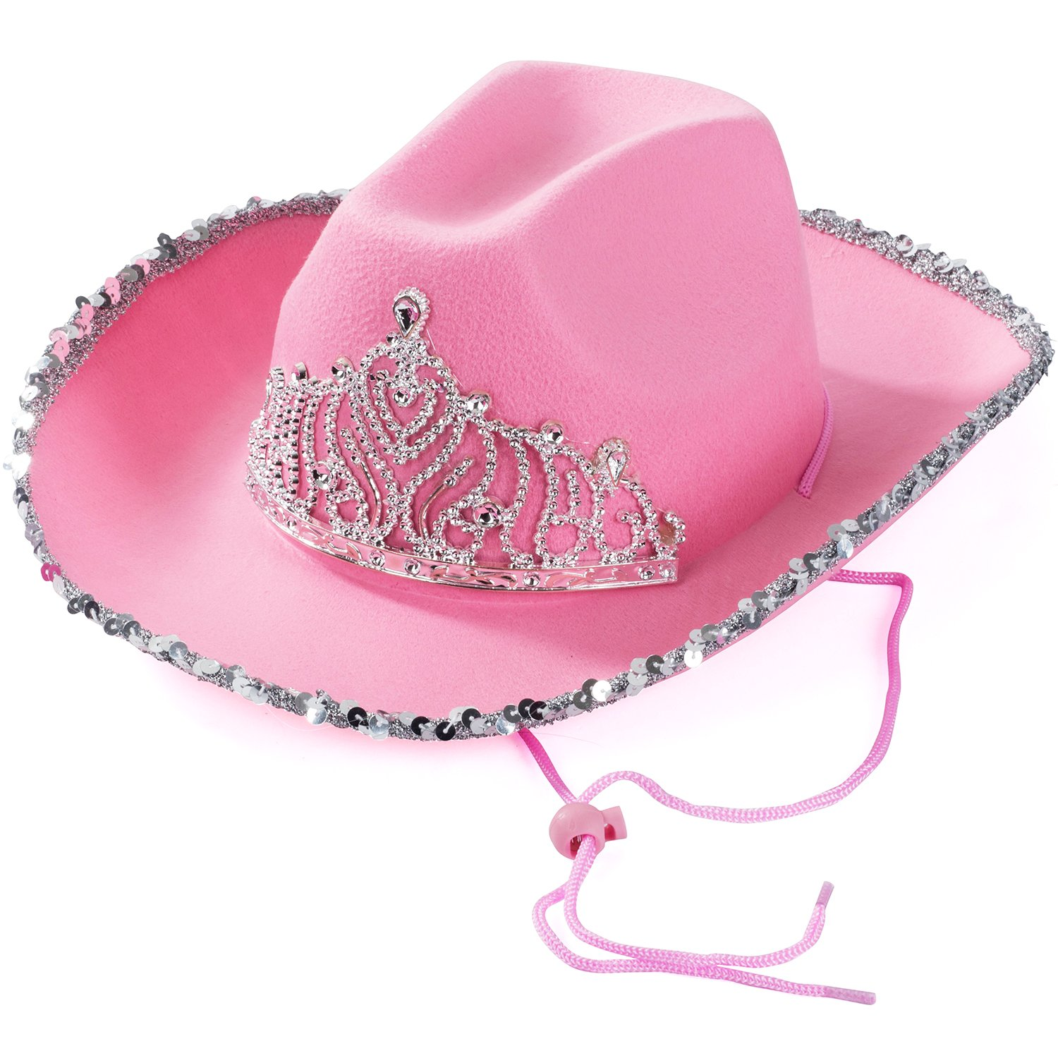 Amazon.com: Cowgirl Hat - Princess Cowboy Hats for Women by Funny ...