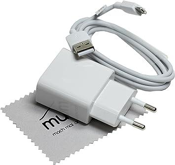 Cargador rápido para Original Huawei HW-059200EHQ 2A QC + Cable ...