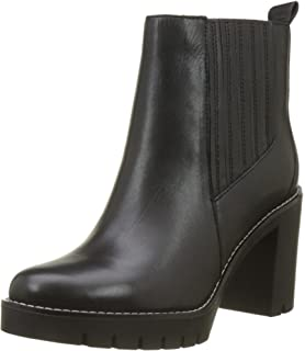 Essential Bottes Chelsea Boot Jeans Heel Tommy Femme Mid Av7qw5