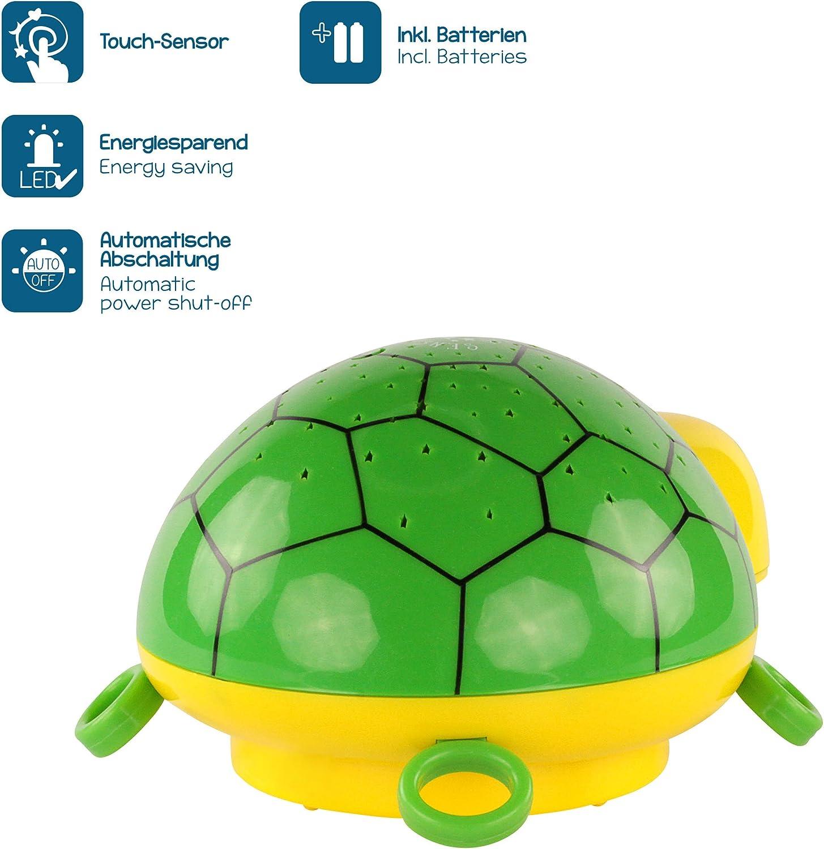 Turtle Night Light Star Sky Projector Lamp Musical Led Child Kids Sleep Bedroom For Sale Online