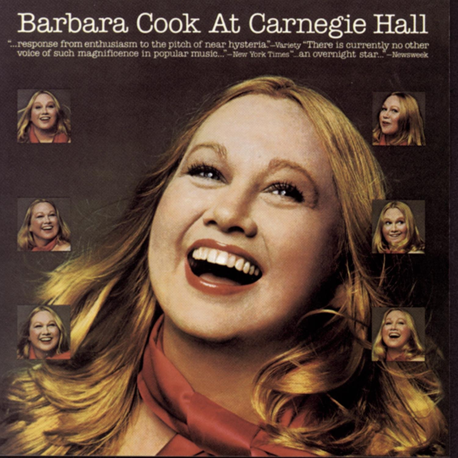 Barbara Cook at Carnegie Hall by Masterworks Broadway
