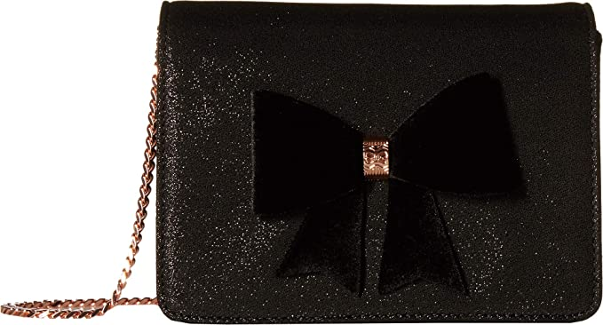 5273ea4da710 Ted Baker Jeminna Glitter Bow Evening Bag - O S