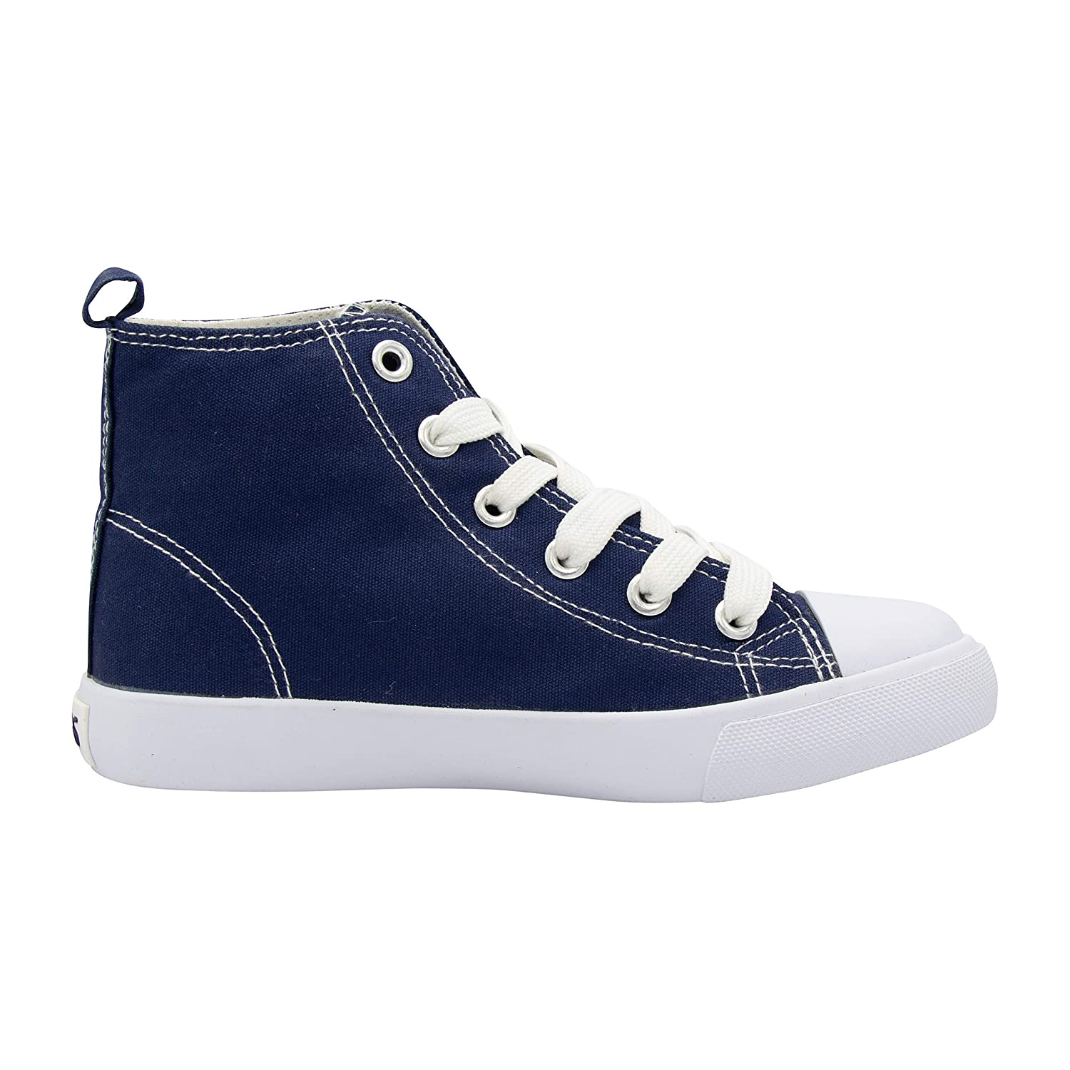 ZOOGS Fashion High-Top Canvas Sneakers Girls Boys Youth Toddlers /& Kids