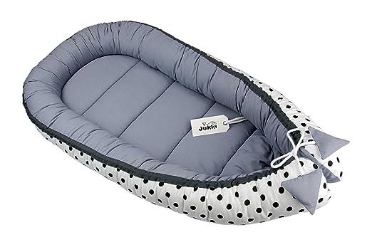 Cama nido de bebé para recién nacido, cuna de viaje, para dormir 10