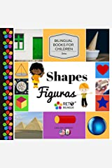 Shapes - Figuras (Bilingual Books for Children, English and Spanish Book 2) Kindle Edition