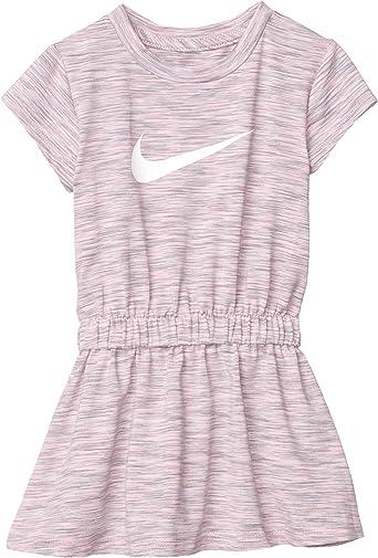 Nike Kids - Vestido de niña con tinte espacial para bebé ...