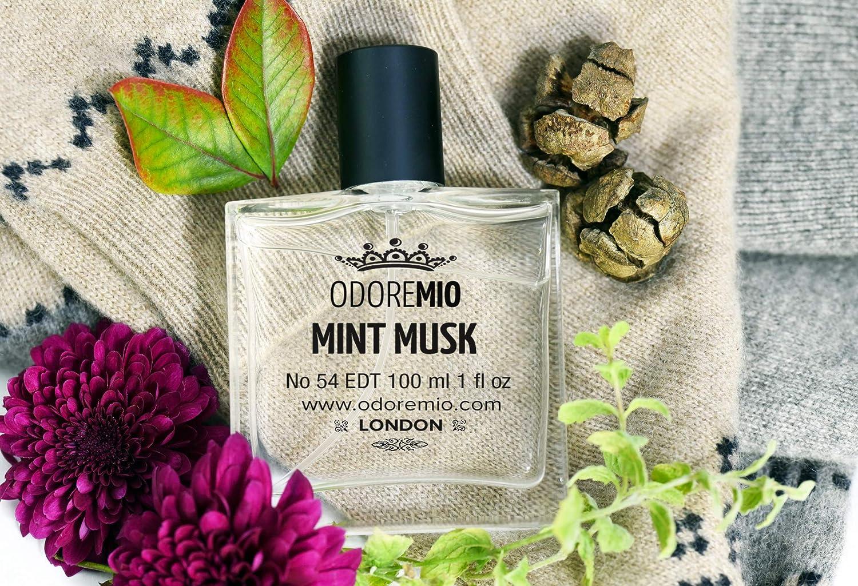 Odore Mio Mint Musk Eau de Parfum 3 ml Sample Natural Perfume Spray