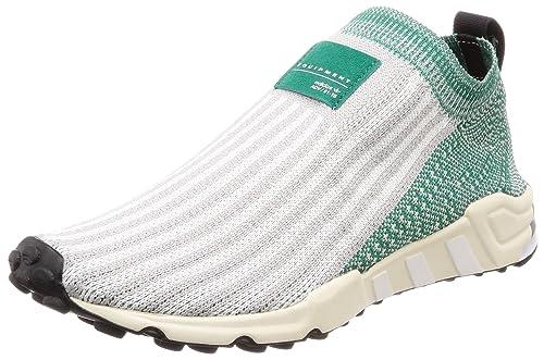 Zapatillas Adidas - EQT Support SK PK Gris/Blanco/Verde Talla: 42-2/3: Amazon.es: Zapatos y complementos