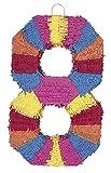 Number 8 Pinata