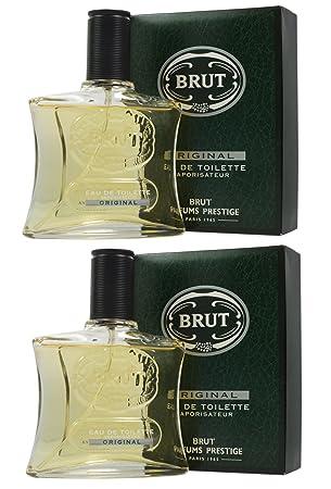 Brut 2X Original Eau De Toilette Spray 100Ml Eau De Toilette Gift For Men by Brut