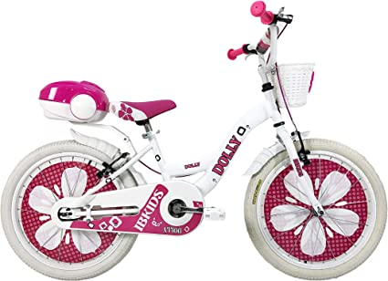 IBK - Bicicleta de niña de 20 Pulgadas Dolly con Esfera de radios ...