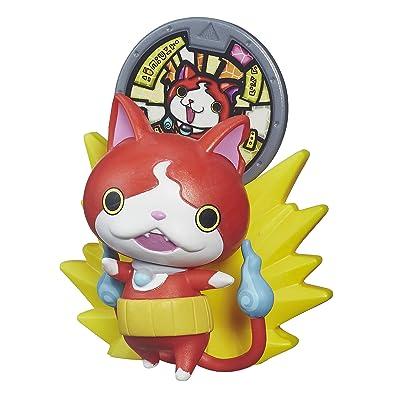 Yo-kai Watch Medal Moments Jibanyan: Toys & Games