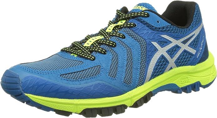 ASICS Gel-FujiAttack 5, Zapatillas de Trail Running para Hombre ...