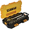 "DeWalt 23-Piece Stackable 1/2"" Drive Socket Set"