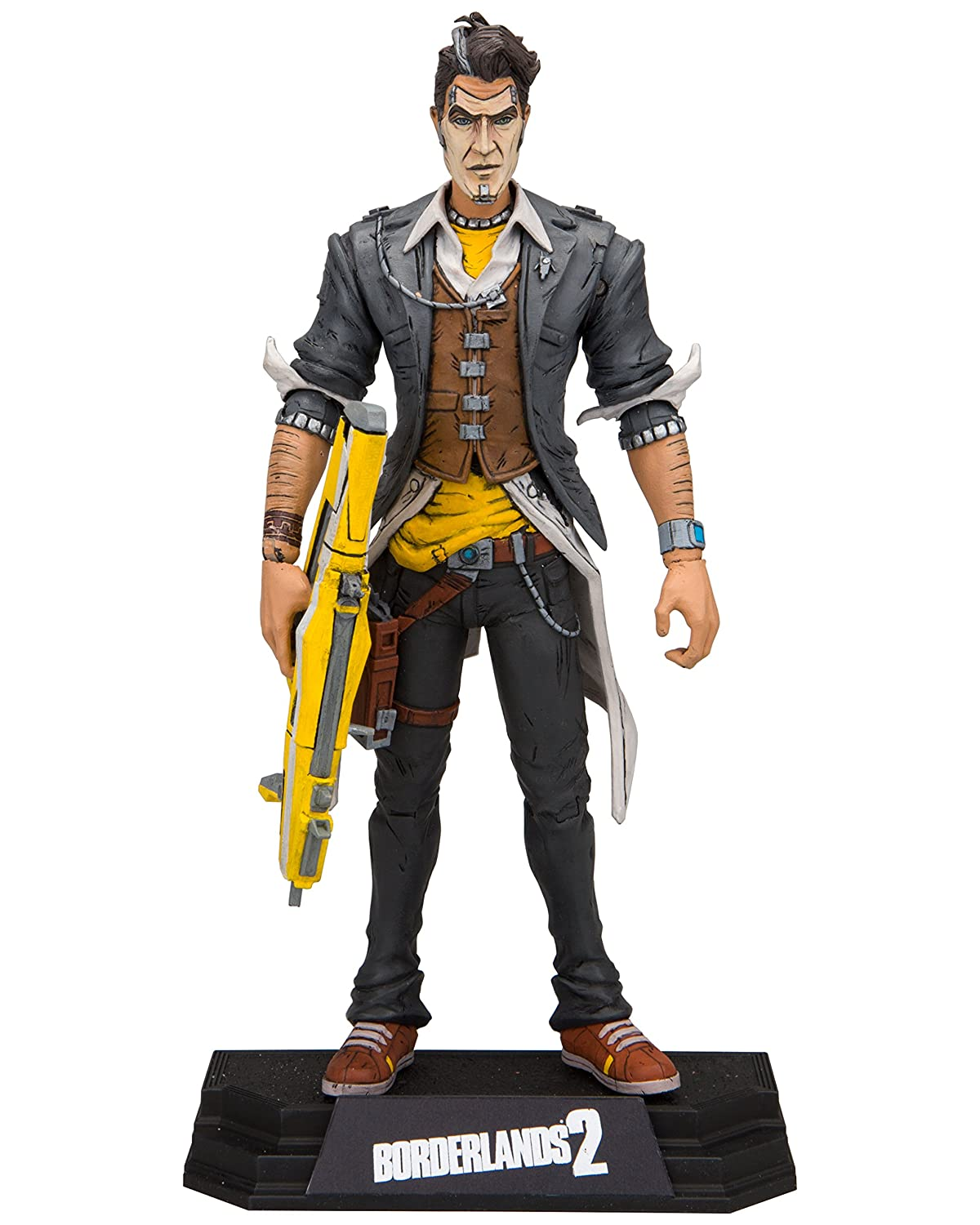 Boarderlands 14683 Borderlands Handsome Jack Action - Figura Decorativa, 17,78 cm