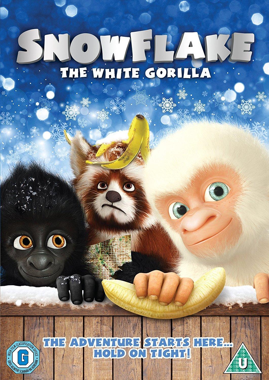 Uncategorized Snowflake The White Gorilla snowflake the white gorilla dvd amazon co uk sergi andres g schaer julio