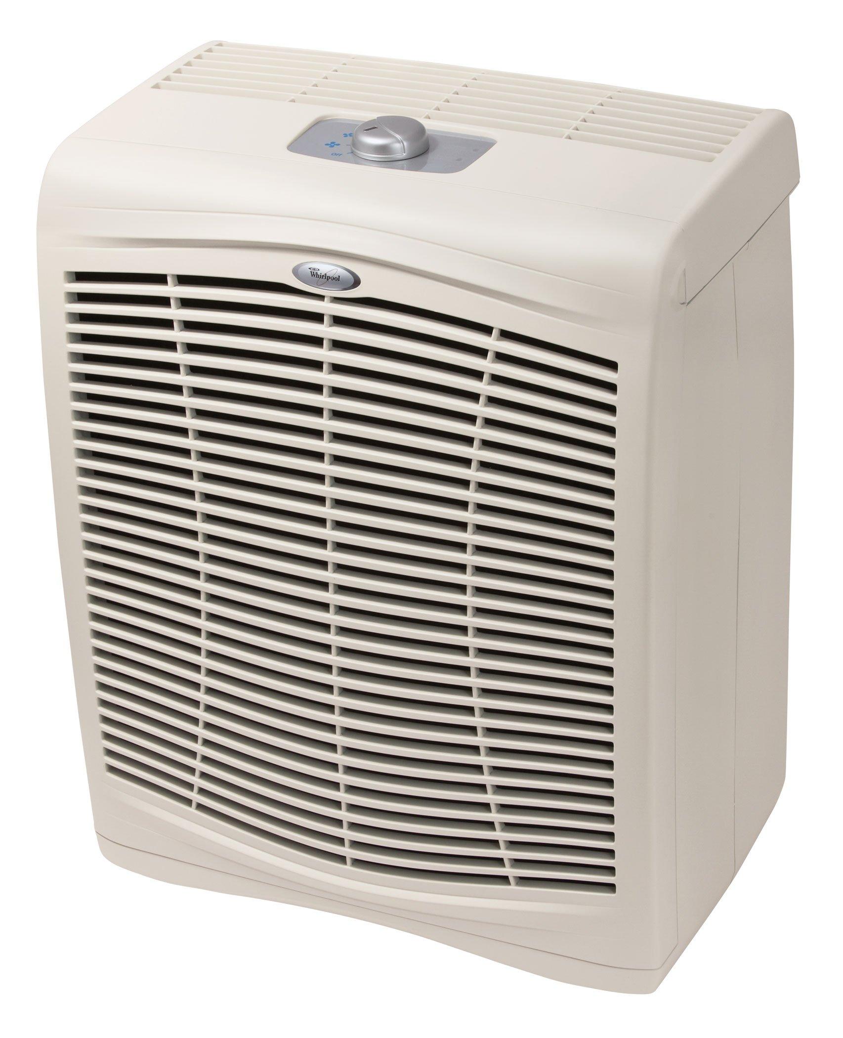 Whirlpool AP45030K Whispure Air Purifier, HEPA Air Cleaner