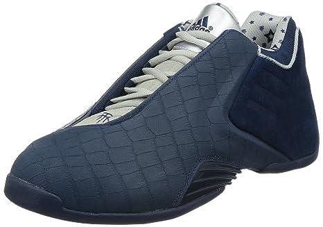 adidas Performance TMAC 3 Zapatillas Baloncesto Azul para Hombre ...