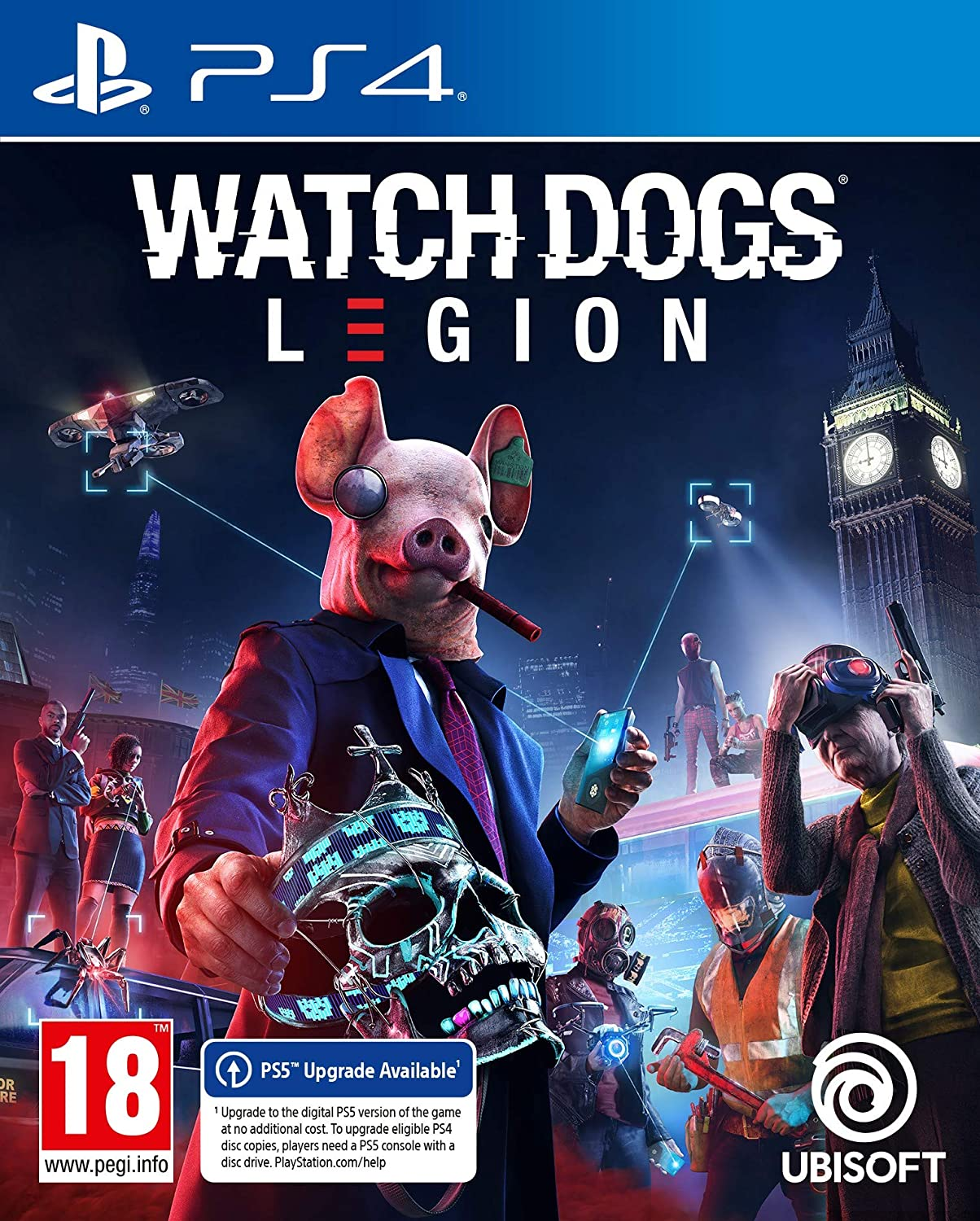 watch dogs legion ps4 amazon Cheaper Than Retail Price> Buy ...