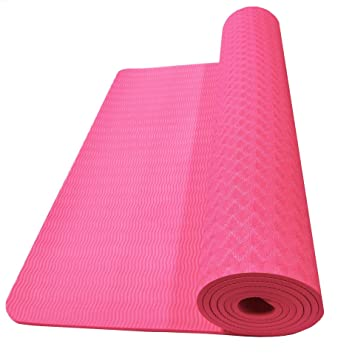 Productos de Fitness insípido eva Sports Yoga Mat: Amazon.es ...