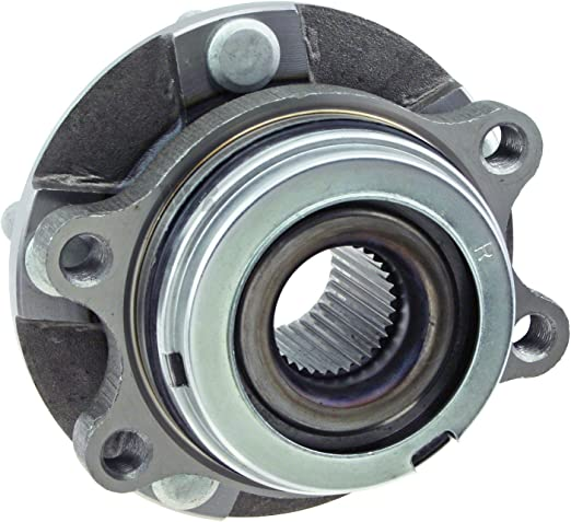 WJB WA513307 Front Wheel Hub Bearing Assembly Cross 513307 HA590236 BR930754