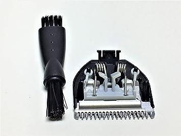Nueva cortapelos cuchillas para Philips QT4021 QT4019 Recortadora ...