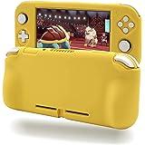 Lenfech Funda Nintendo Switch Lite de Silicon con Superficie de Extra Agarre. Nintendo Switch Lite Case de protección para ca