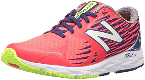 New Balance Women's W1400V4 Running Shoes, Pink/White, ...