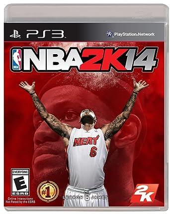 NBA 2K14 (PS3) PlayStation 4 Games at amazon