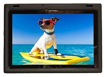 BobjGear Carcasa Resistente para Tablet Lenovo 10 TB-X103F and Tab 2 A10-30, Tab2 X30F - Bobj Funda Protectora (Negro)