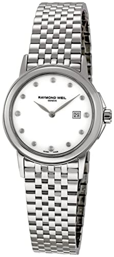 Raymond Weil Women s 5966-ST-97001 Tradition Mother-of-Pearl Dial Watch