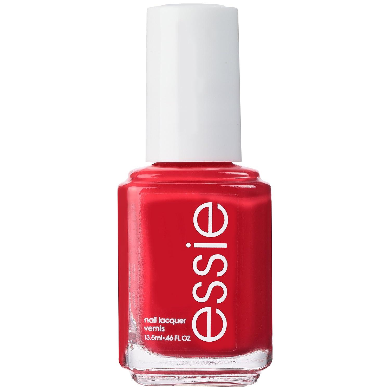 Amazon.com : essie nail polish, too too hot, coral nail polish, 0.46 ...