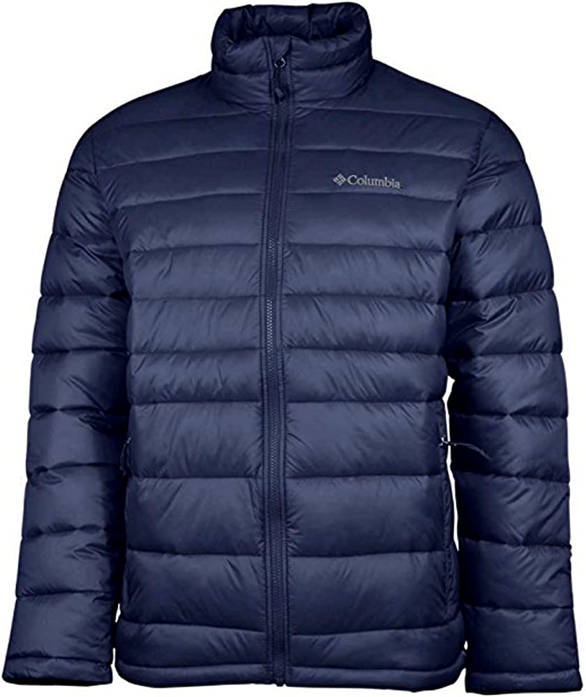 Men New Discovery Water Resistant Winter Bomber Jacket Puffer