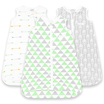 Sleeping Bag with Feet /& Arms Warm Comfy Sleeping Sack for Grils Boys Good Night Cotton Cover On Pajamas
