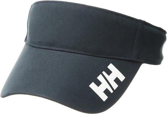 Helly Hansen Logo Visera, Unisex Adulto, Azul (Navy), Talla Única ...