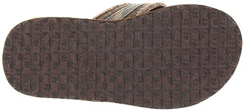 31bec2d4816ae Amazon.com | Sanuk Men's Fraid So Flip Flop | Sandals